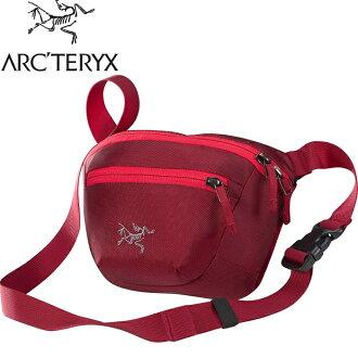 Arcteryx 始祖鳥 Maka 1 側背包 肩包 腰包 火山紅 Arc\