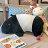 【限時$549免運】日雜風格 馬來貘抱枕 花色獨特 觸感扎實  禮物推薦 0
