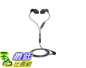 [106美國直購] 耳機 SoundBot SB305 Headset Ergonomic Secure-Fit Earbud Premium Earphone with Acoustic Structure