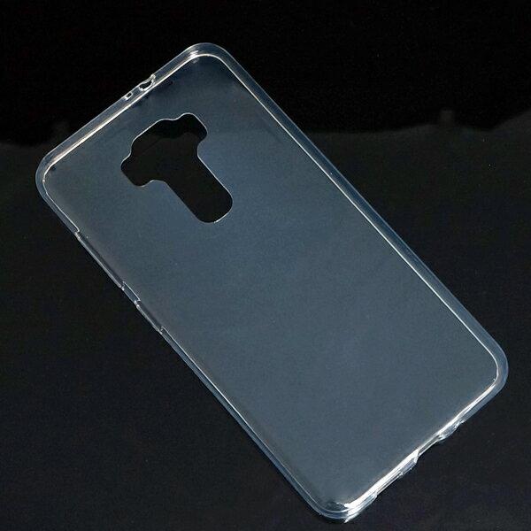 【TPU】華碩 ASUS Zenfone 3/ZE552KL 5.5吋 Z012DA 超薄超透清水套/布丁套/高清果凍保謢套/水晶套/矽膠套/軟殼