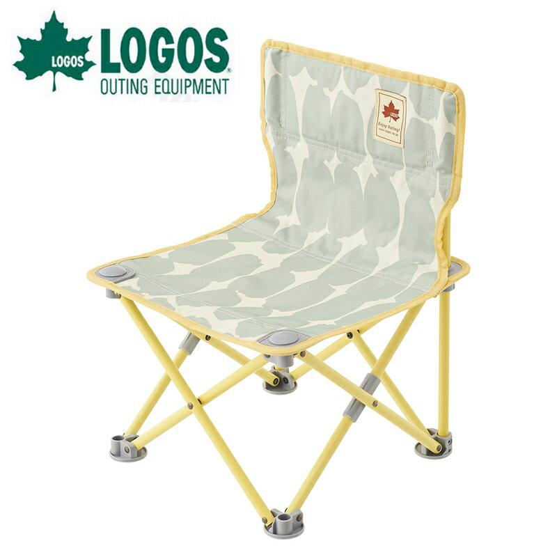 【露營趣】中和安坑 LOGOS LG73170054 大圓點野營椅 折疊椅 折合椅 童軍椅 釣魚椅 休閒椅