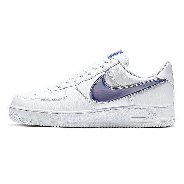 【NIKE】AIR FORCE 1 07 LV8 3 休閒鞋 白 男鞋 -AO2441101 1