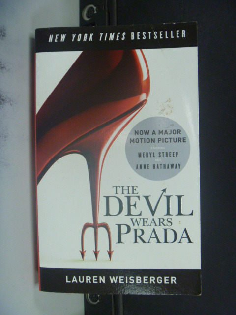 【書寶二手書T7/一般小說_GJJ】The Devil Wears Prada_Lauren