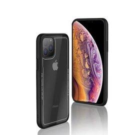 二代玻璃殼 裸機還原 蘋果 iPhone11/11pro/11proMax 後蓋全透明玻璃防摔邊框手機殼 壓克力玻璃殼