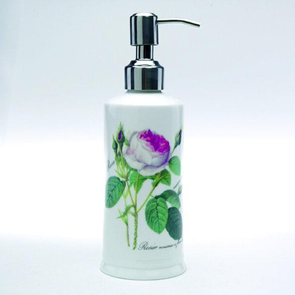 英國Roykirkham浪漫淺玫瑰系列-375ml洗手乳罐