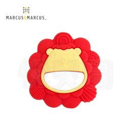 Marcus & Marcus 動物樂園感官啟發固齒玩具-獅子(紅)【悅兒園婦幼生活館】