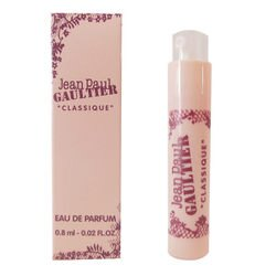 Jean Paul Gaultier 高堤耶 Classique 裸女女性淡香精 0.8ml 針管【A005423】《Belle倍莉