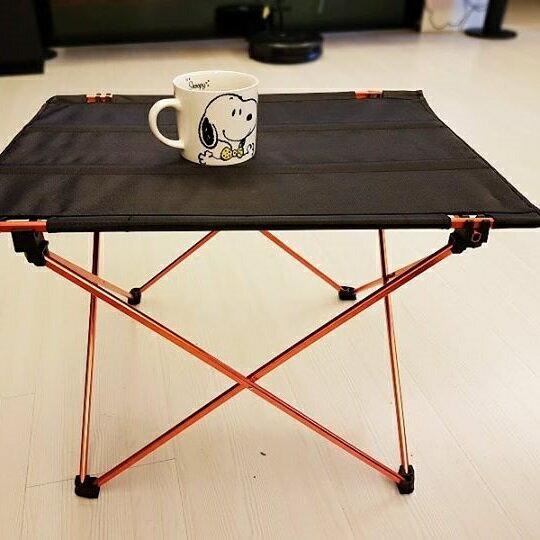 美麗大街【CP105112801】超輕便鋁合金摺疊桌 超輕便攜~超好用約0.72KG(小款)
