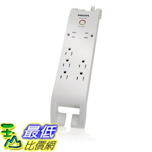 <br/><br/>  [106美國直購] 飛利浦 Philips SPP3070F/17 Home Electronics 7 Outlet Surge Protector with Built - In Cord Management<br/><br/>