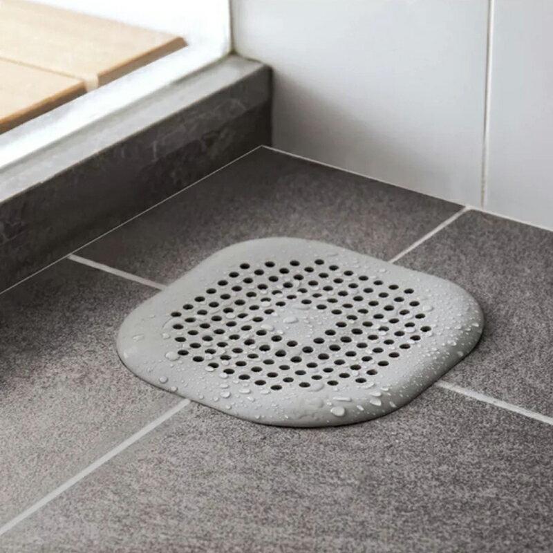 日式衛生間地漏毛發過濾網排水口防堵神器廚房水槽浴室通用過濾蓋【Z90605】