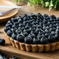 餅乾=你是我的朋友推薦到浪漫藍莓生乳酪塔6吋❤新鮮藍莓❤夢幻紫色❤七夕情人節❤法式手工❤經典不敗就在InHouse幸福烘焙推薦餅乾=你是我的朋友