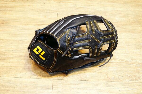 〈棒球世界〉DL最新款平價的牛皮棒壘球手套內野松井檔送手套袋不景氣也要全民打棒球