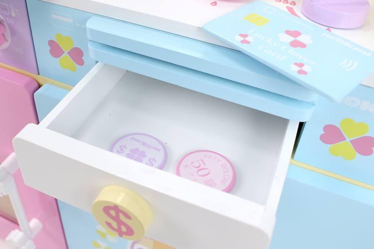 【現貨發售中】mOKmi木可米 小當家收銀廚房組*配件共28件,CP值超高【淘氣寶寶】 2