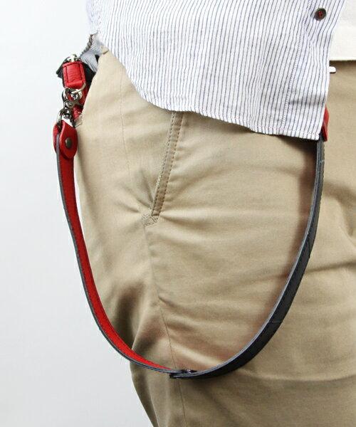 [日本SEAL手工製作]皮夾鍊帶