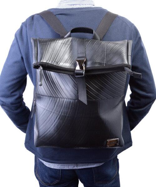 [日本SEAL手工製作]CITY 遊俠後背包 1