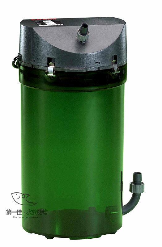 第一佳 水族寵物  德國伊罕EHEIM 外置圓桶過濾器  全配備   2217