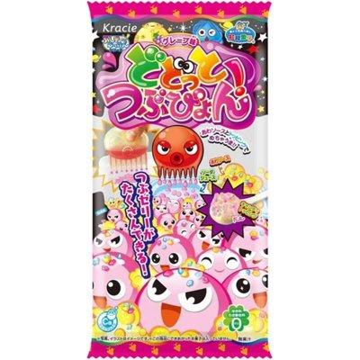 *非buy不可* kracie popin cookin 知育菓子  八爪魚葡萄味(保存期限2017.09)