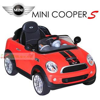 Mini cooper--新款 原廠授權 兒童電動車 遙控電動車