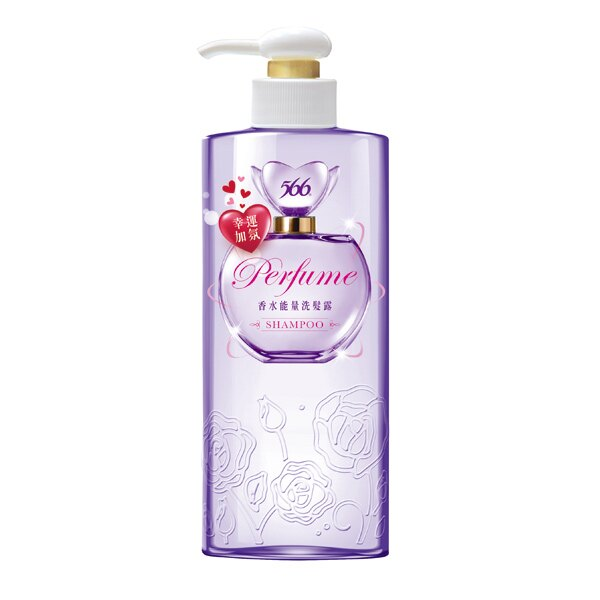 *優惠促銷*566香水能量洗髮露幸運加氛型《康是美》