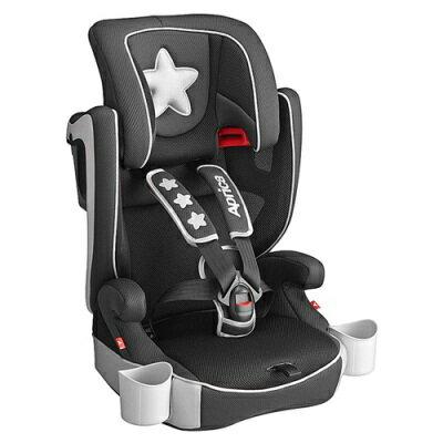 原$6240降↘Aprica 成長型汽車安全座椅 - Air Groove 銀彩星