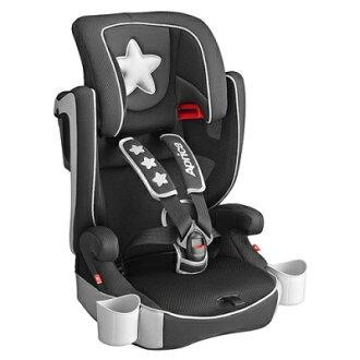 Aprica 成長型汽車安全座椅 - Air Groove 銀SV