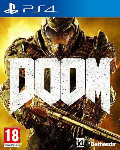 預購中 5月13日發售 中文版  [限制級] PS4 毀滅戰士