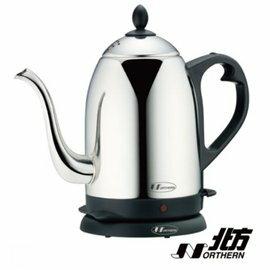 北方1.2公升快速電茶壺 快煮壺NR-1200K ||304不鏽鋼 採用英國Strix溫控器||