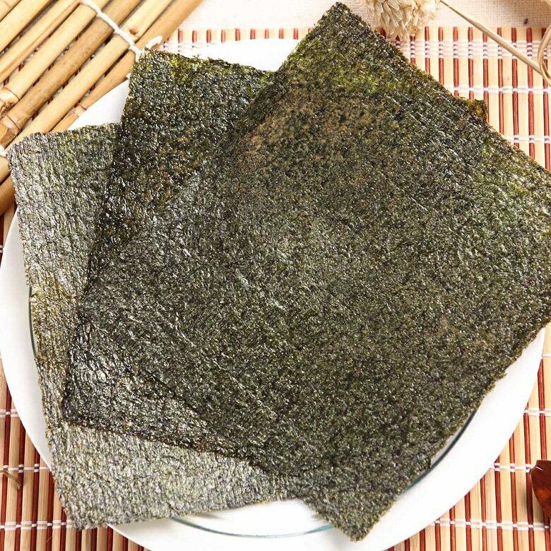 小浣熊 烤海苔(經典辣味-50g / 包) [大買家] 5