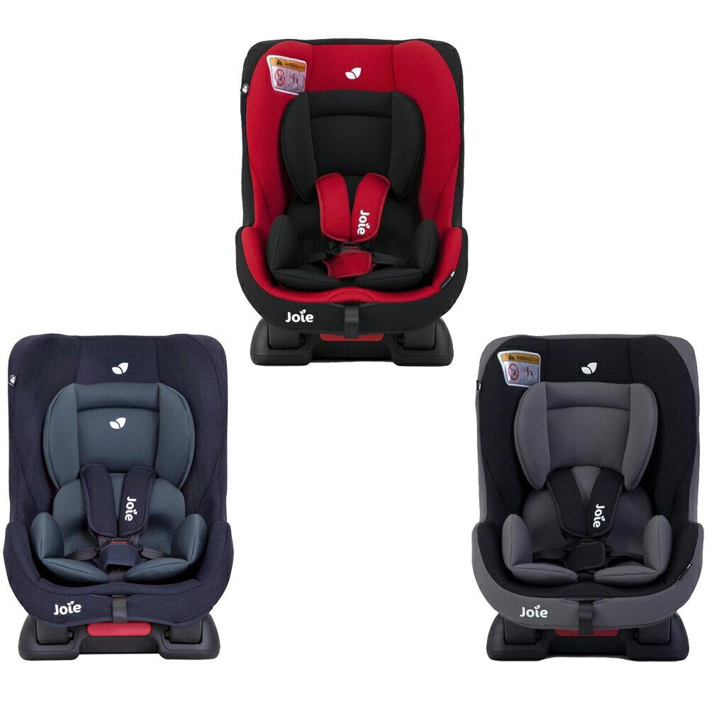 【奇哥Joie】tilt 0-4歲雙向汽車安全座椅-紅黑/灰黑/藍