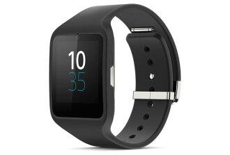 SONY SmartWatch 3 SWR50 防水智慧手錶 藍芽4.0/Android 4.3/IP68防水/GPS定位 神腦貨【葳豐數位商城】