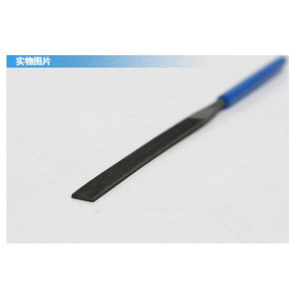【鋼普拉】日本 MINESHIMA I-40 平板銼刀 打磨工具 模型專用 打磨 平行銼刀
