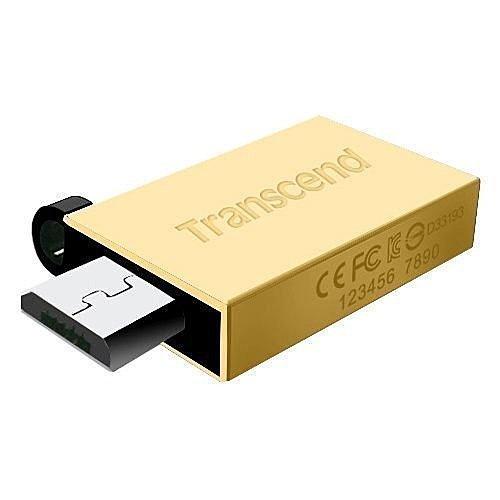 【新風尚潮流】創見 64G 64GB JF380 G JF380S OTG手機電腦兩用隨身碟 TS64GJF380