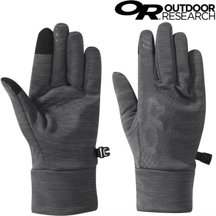 Outdoor Research Vigor MW 女款可觸控刷毛保暖手套 OR271563 0893 灰