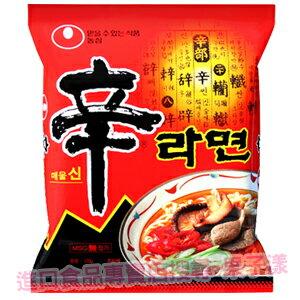 韓國原裝進口 農心辛拉麵 泡麵(單包)[KR064]