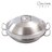 Fissler 不鏽鋼炒鍋 中式炒鍋 (35公分) + 中式蒸籠 德國製造 - 限時優惠好康折扣