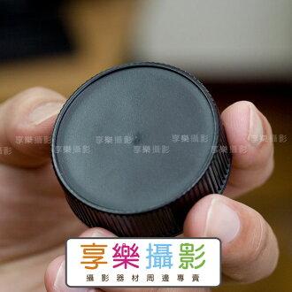 [享樂攝影]Leica M 鏡頭後蓋,塑膠材質