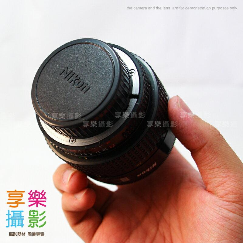 [享樂攝影] Nikon 尼康 鏡後蓋, 鏡頭後蓋 手感好轉, 好用的副廠!