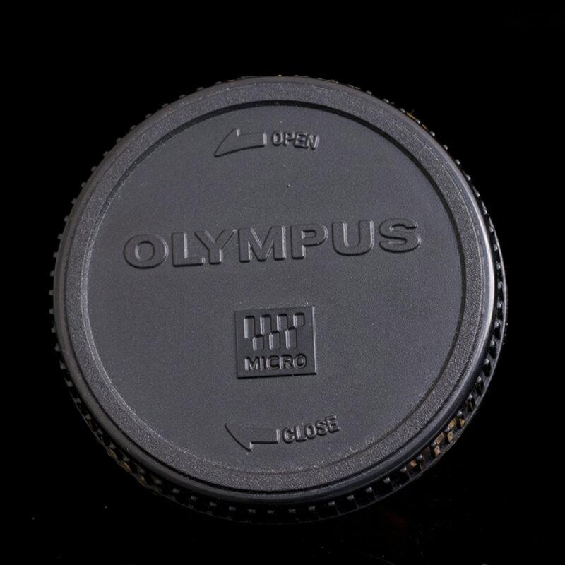 [享樂攝影] Micro 4/3 m43 m4/3 鏡後蓋 鏡頭後蓋 Olympus E-P1 E-P2 Panasonic G1 GH1 GF1 塑膠