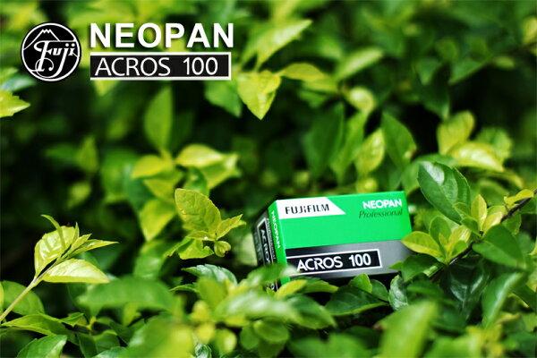 [享樂攝影]富士FujifilmAcros100極細緻黑白負片黑白底片BW201606BWISO100華山光華