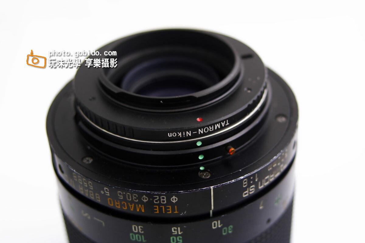 [享樂攝影] Tamron SP 騰龍百搭接環 轉接環 for Nikon 機身 D90 D400 D3 D7100 D5200