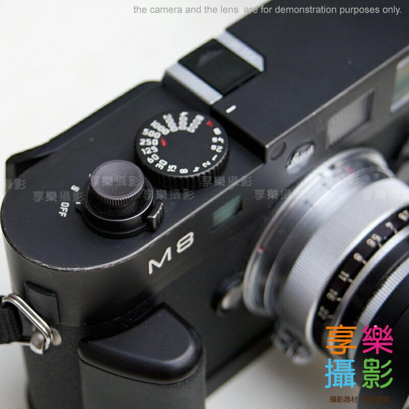 享樂攝影  傳統單眼機械相機快門鈕~12mm 霧面 鐵灰色 外接快門按鈕 手動相機 Lo