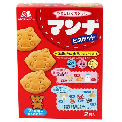 有樂町進口食品 日本  森永嬰兒牛奶餅 86g J40 4902888182709