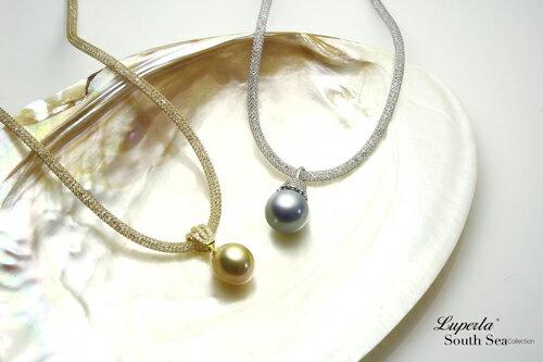 大東山珠寶 燦爛之星 頂級南洋金珍珠項鍊 極致閃耀 5