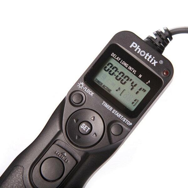 ◎相機專家◎PhottixTR-90S8定時快門控制器TR90群光公司貨