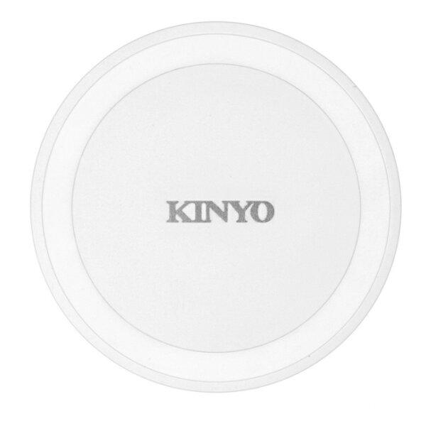 KINYO耐嘉WL-100超輕量無線充電板無線充電無線充電無線充電版無線充電盤無線充電座無線充電【迪特軍】