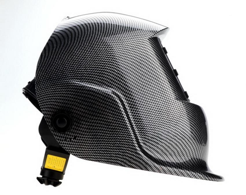 Solar Powered Auto Darkening Welding Helmet Arc Tig Mig Grinding Protective Weld Mask 2