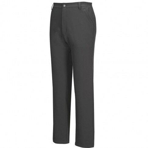 【【蘋果戶外】】山林12S33-12深鐵灰Mountneer男款SOFTSHELL保暖長褲刷毛內裡軟殼褲