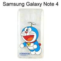 小叮噹週邊商品推薦哆啦A夢透明軟殼 [竹蜻蜓] Samsung Galaxy Note 4 N910U 小叮噹【正版授權】