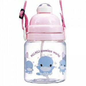 『121婦嬰用品館』KUKU 彈跳攜帶水壺 550ml 0