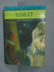 【書寶二手書T6/翻譯小說_ICS】The Arden Shakespeare_HAMLET哈姆雷特